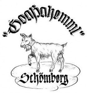 Goaßahemml Schömberg Logo
