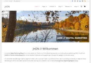 jnON.de gestartet