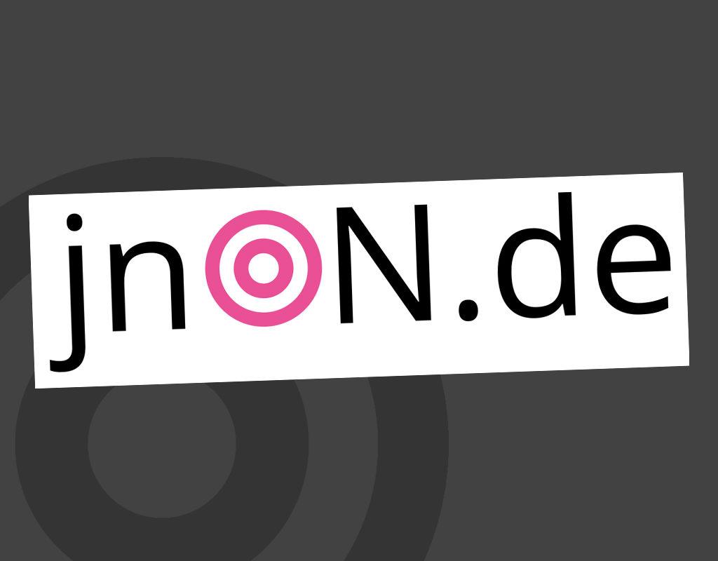 jnON.de Logo Portfolio