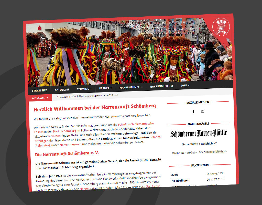 nz-schoemberg.de Portfolio