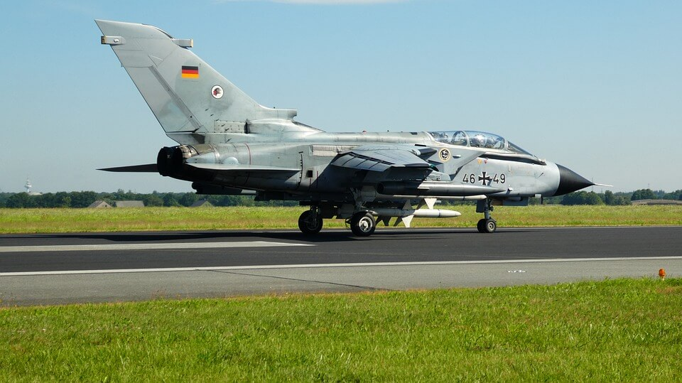 Tornado der Luftwaffe der Bundeswehr