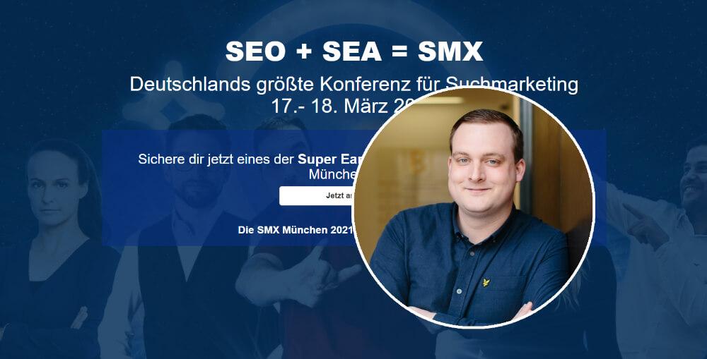 Speaker bei der SMX 2021