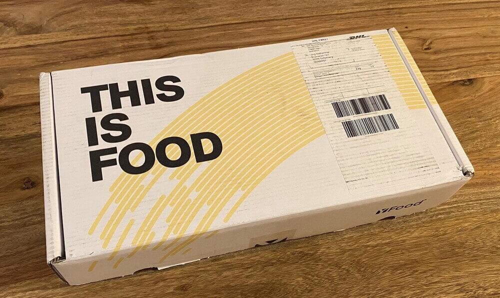 YFood-Test: Verpackung